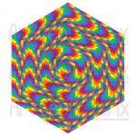 Grand illusion geometric art