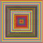 Masterful collective mosaic art print