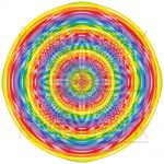 Sheer complexity infinity pattern art prints