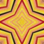 Star quality geometric art