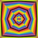 Order from chaos geometric art