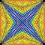 Extremities geometric art