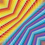 Opposites geometric art
