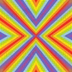 Supreme dream geometric art
