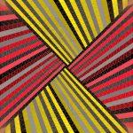 Lines of mastery geometric art
