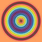 Boom boom geometric art