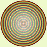 Divine order geometric art